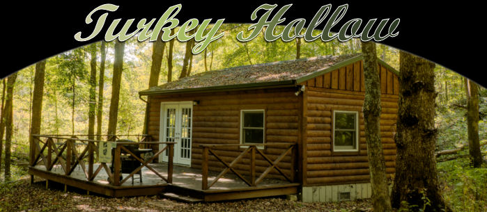 Escape To The Peaceful Solace Of The Turkey Hollow Log Sided Cabin. Feel  You Sprit Calm As You Enjoy The Beauty Of The Surrounding Woods From Your  Private ...